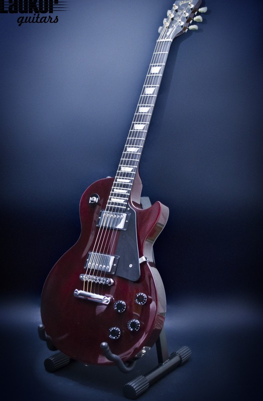1996 Gibson Les Paul Studio Wine Red