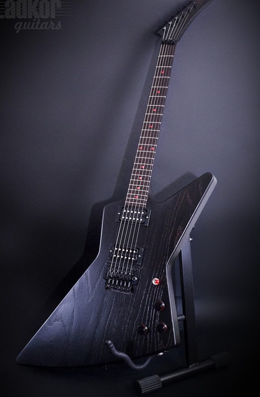 2011 Gibson Explorer Vampire Blood Moon Limited Edition Guitar Of The Week (1 of 400) NEW