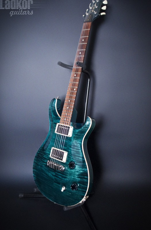 2000 PRS McCarty Teal