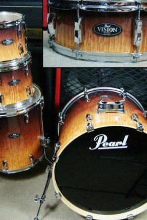 Pearl Vision Birch Artisan II New