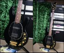 2006 Music Man Special Edition Stingray Black & Gold
