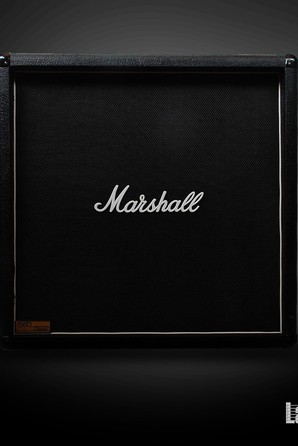 Marshall 1960 BC Straight Classic 4x12 Cabinet