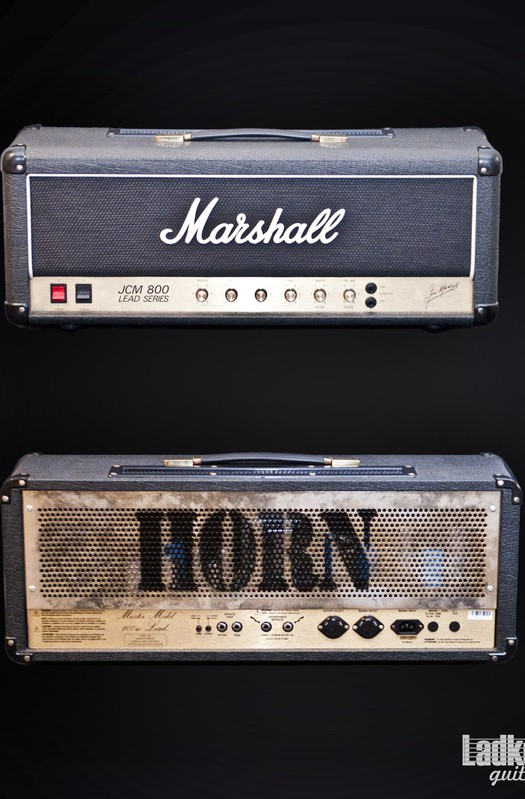 Marshall JCM800 Lead 2203 100 W Head