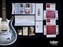 2001 PRS Custom 22 Limited Edition Platinum Silver Suhr Pickups