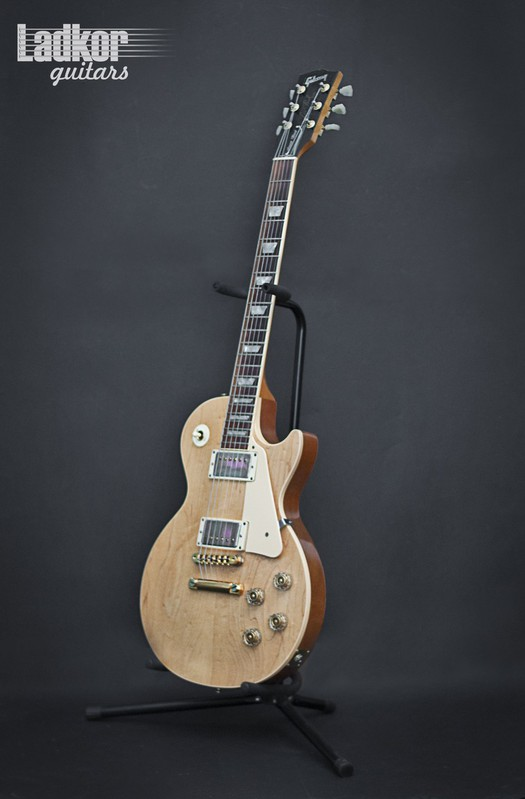 1999 Gibson Les Paul Standard Natural SmartWood Limited Edition