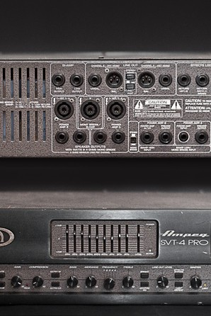 Ampeg SVT-4 Pro Made In USA Bass Head
