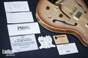 2009 PRS SC-J Bigsby Natural Singlecut Jumbo Archtop SCJ Thinline Limited Edition