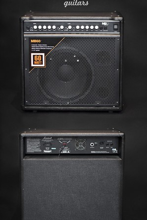 Marshall MB60 2-Channel Bass Combo