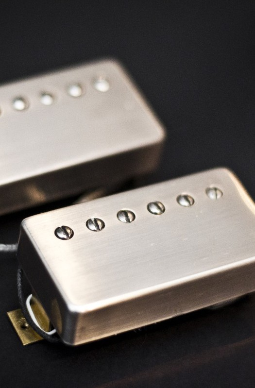 PRS 57/08 1957 - 2008 Covered Pair Treble And Bass Humbucker Pickups