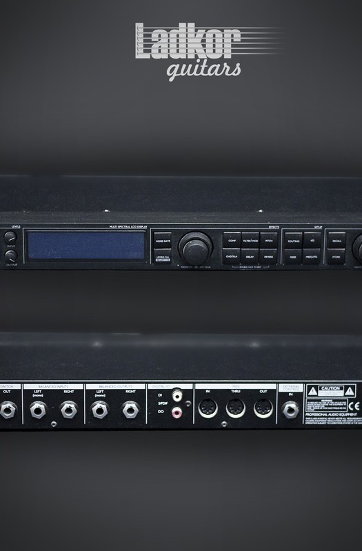 TC Electronic G-Major Guitar Processor