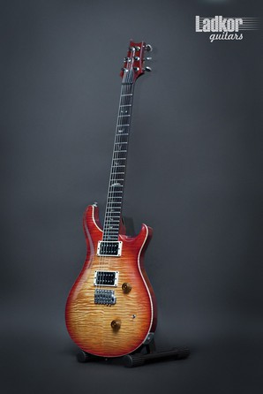 1986 PRS Custom 24 Cherry Sunburst COLLECTOR Vintage Birds