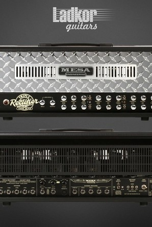 2017 Mesa Boogie Triple Rectifier Solo Head 150 Multi-Watt NEW