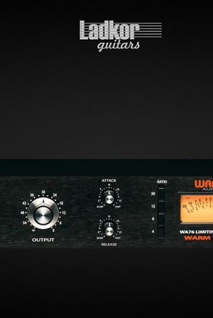 Warm Audio WA76 - DISCRETE COMPRESSOR