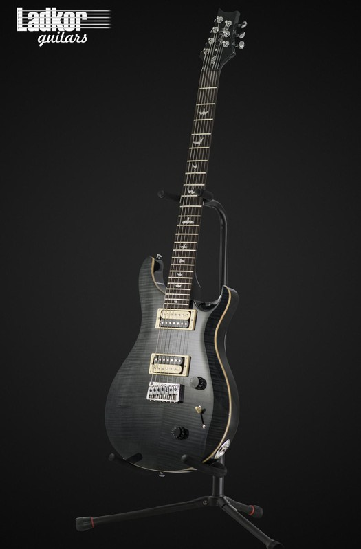 2018 PRS SE SVN Seven Gray Black NEW