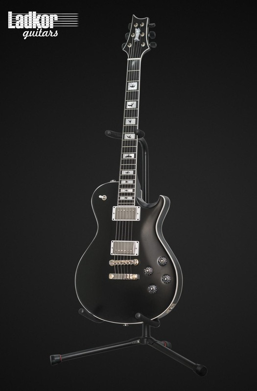 PRS Private Stock #7171 McCarty Singlecut SC 594 Black Beauty