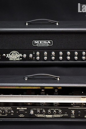 Mesa Boogie Single Rectifier Rect-O-Verb Series II 50 w Head