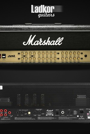 Marshall JVM410H 100 Watt 4 Channel Head