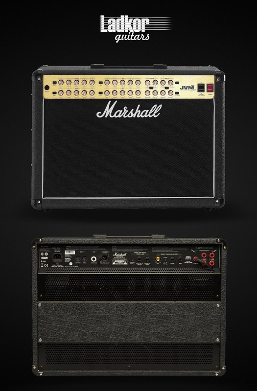 Marshall JVM410C 100 Watt 2x12 4 Channel Combo