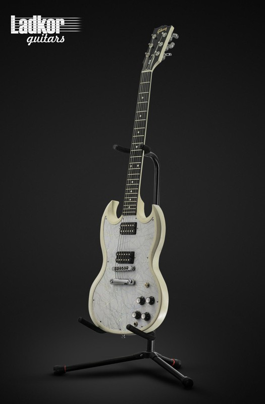 2007 Gibson SG Special Limited Edition White Jazz Guitar Of The Week 17 - 1 of 400 Satin Classic White