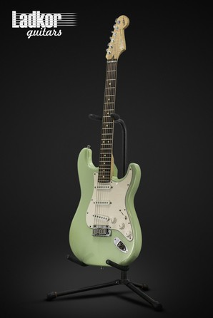 2003 Fender Custom Shop Masterbuilt Art Esparza Jeff Beck Signature Surf Green