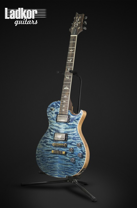 2018 PRS McCarty Singlecut 594 Wood Library Artist Package Quilt Aquableux All Rosewood Neck Hand Selected Ziricote NEW