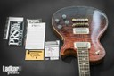 2018 PRS McCarty Singlecut 594 Wood Library Artist Package Quilt Fire Red Gray Black Fade All Rosewood Neck Hand Selected Ziricote NEW