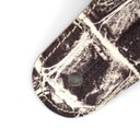 Ремень для бас гитары Richter Bass Strap  Beaver's Tail  Croco Natural 1051