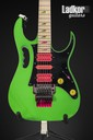 2017 Ibanez JEM777 Steve Vai 30th Anniversary Limited Edition Loch Ness Green 1987 JEM Reissue Japan