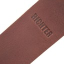 Ремень гитарный Richter GUITAR STRAP RAW I PUNCH BROWN 1151