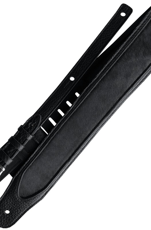 Ремень гитарный Richter GUITAR STRAP LUXURY SPECIAL BLACK HORSE 1602