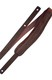 Ремень гитарный Richter GUITAR STRAP SLIM DELUXE  CAYMAN BROWN 1032