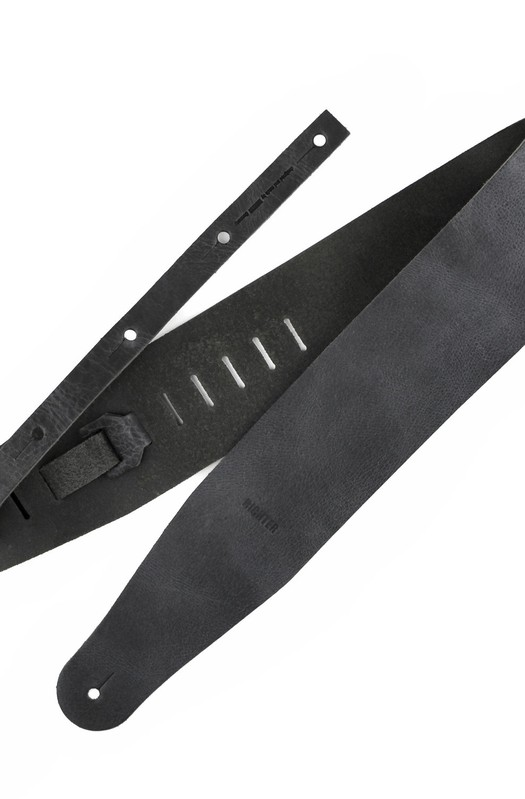 Ремень гитарный Richter GUITAR STRAP SPRINGBREAK II  TP / BLACK 1138