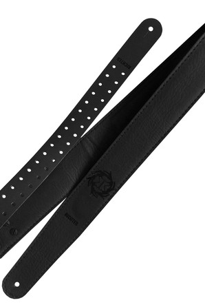 Ремень гитарный Richter MILLE PETROZZA VEGAN POWER  GUITAR STRAP 1582MP-B