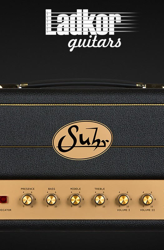Suhr SL67 50 Watt Tube Amplifier