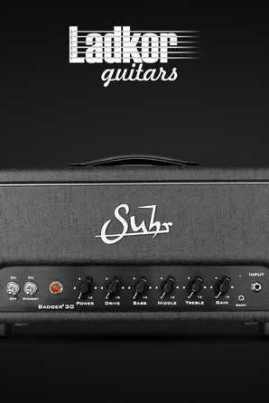 Suhr Badger 30 Tube Head