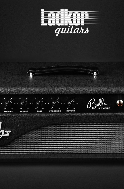 Suhr Bella Reverb Tube Head