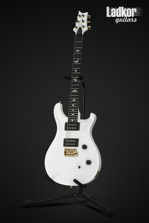 2005 PRS Navarro Signature Custom 24 White Gold Brazilian Rosewood USA