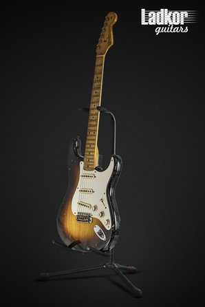 "2014 Fender Custom Shop Masterbuilt John Cruz Dealer Select Wildwood ""10"" '57 Stratocaster Heavy Relic"