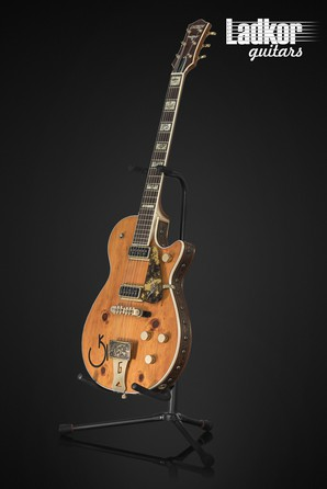 2016 Gretsch Masterbuilt Stephen Stern G6130-CS 1955 Roundup Knotty Pine Custom Shop Relic 6130