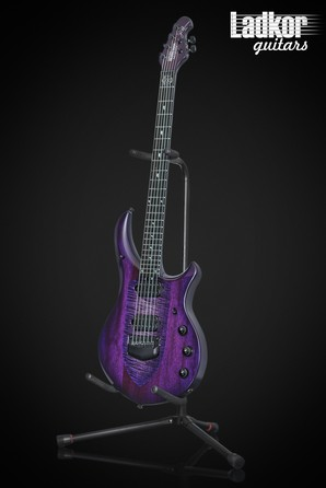 Ernie Ball Music Man John Petrucci Signature Monarchy Majesty Majestic Purple