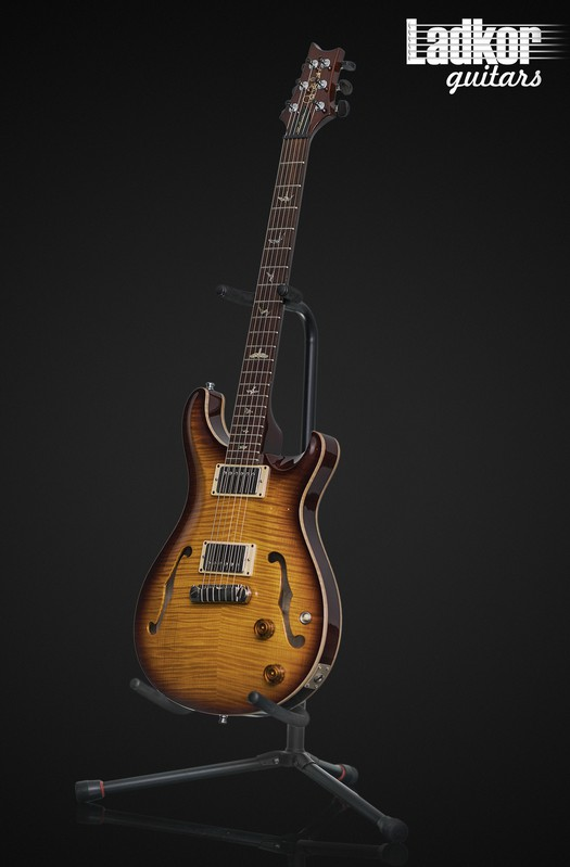 2003 PRS McCarty Hollowbody II 10 Top Tobacco Burst
