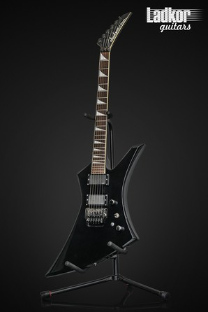 Jackson Stars Kelly KE-J2 2001 Black Japan