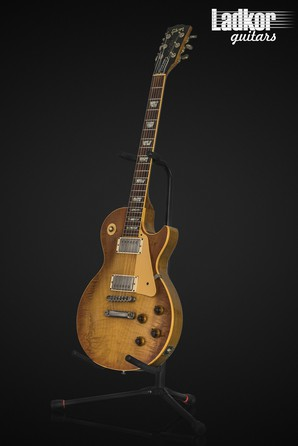 1982 Gibson Les Paul Heritage Series Standard 80 Honeyburst 1980 Pre Historic 1959 Reissue R9 59 Plain Top