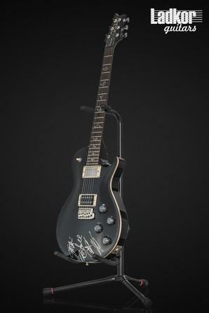 2010 PRS Tremonti Signature USA Black Signed Autographed By All Alter Bridge Included Mark and Myles Kennedy