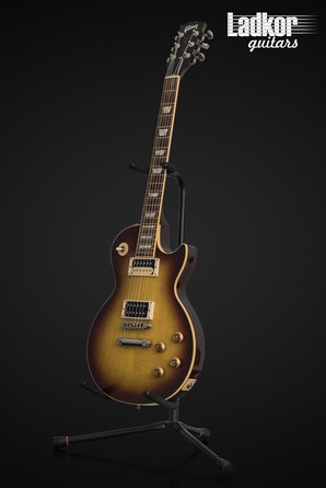 1997 Gibson Custom Shop Les Paul Standard Heritage Darkburst Plain Top