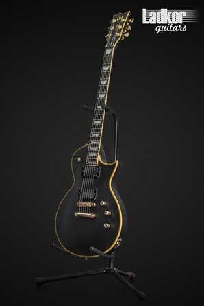 ESP LTD Deluxe EC-1000 VB Vintage Black Satin Eclipse NEW