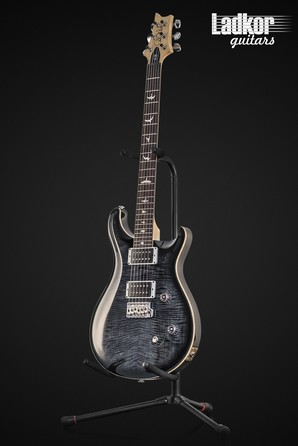 2019 PRS CE24 Custom Color Gray Black Smokeburst NEW