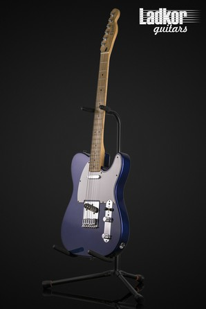 1998 Fender Standard Telecaster Midnight Blue MIM American Noisless Pickups