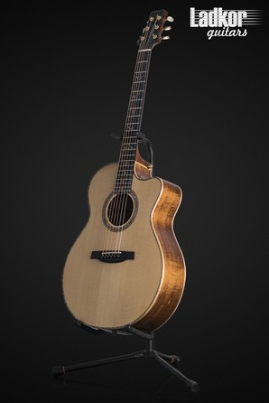 2014 PRS Private Stock Angelus Martin Simpson Signature Tasmanian Blackwood Adirondack Spruce Acoustic Electric Guitar