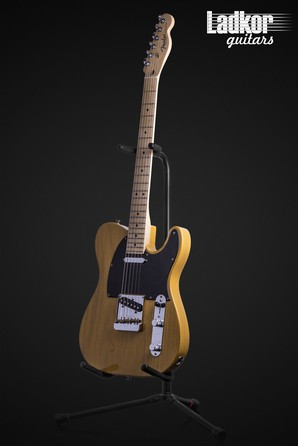 2017 Fender American Professional Telecaster Butterscotch Blonde Natural Maple Ash
